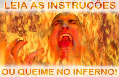 Leia as instruções ou queime no inferno dos proxies