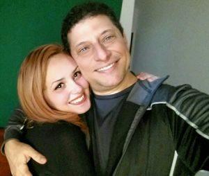 Barbara e Marcelo