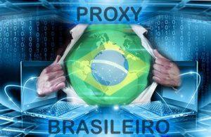 Proxy Brasileiro na ProxyTotal